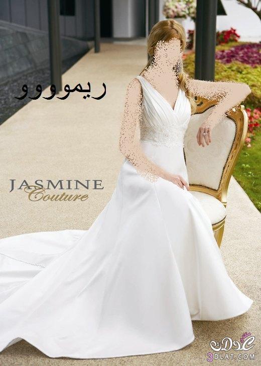 فساتين جديده 2014 فساتين زفاف