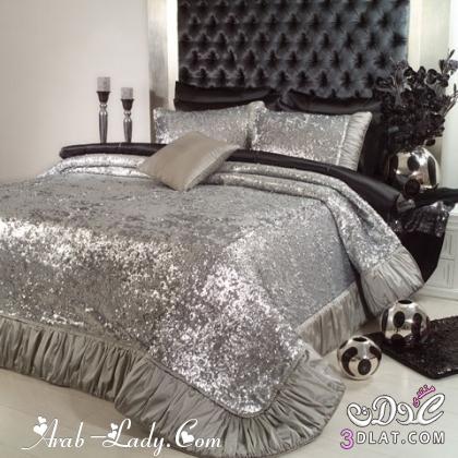 مفارش سرير جميلة مفارش سرير