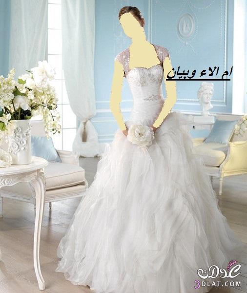فساتين زفاف رائعة من sant patrick 2021 حصريا للعدولات,فساتين عروس 2021 ج2