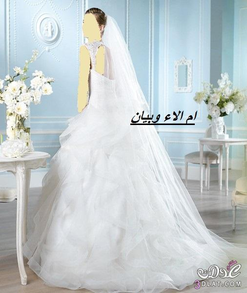 فساتين زفاف رائعة من sant patrick 2021 حصريا للعدولات,فساتين عروس 2021 ج3