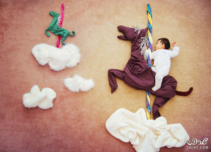 مغامرات ممتعة للاطفال اثناءالنوم اكثر