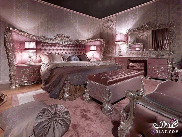 ديكور حديث 2018,ديكورات غرف نوم متنوعه رائعه,غرف نوم ملكية فخمة