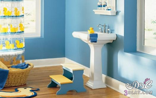 افخم حمامات اطفال مليئه بالخيال