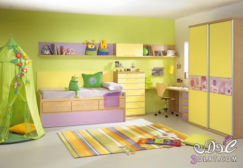 اطفال فخمه2014 اطفال باللون الاصفر