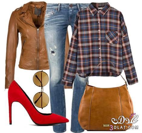 ازياء جديدة لشتاء 2014 ,أزياء