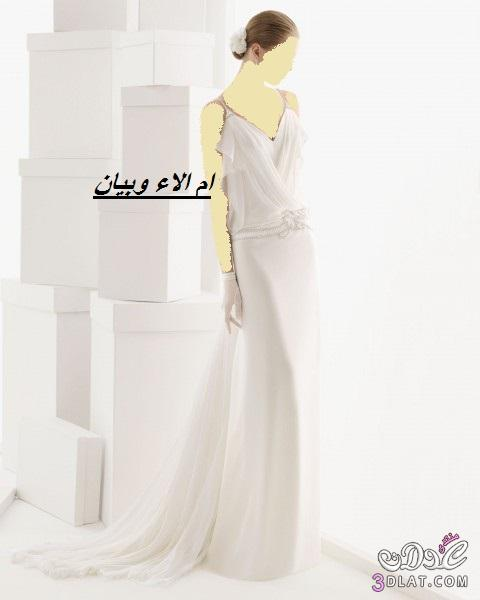 فساتين عروس 2021 من تصميم rosa clara,احلى فساتين زفاف في منتهى النعومة و ج 4