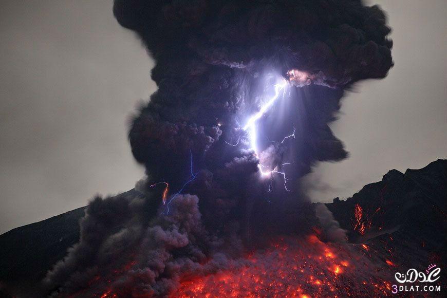 صور مرعبة لبركان نشط  فى جزيرةSakurajima باليابان مناظر مذهلة لبركان Sakurajima 13879868616.jpg