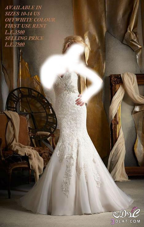فساتين زفاف جميلة ورقيقة بموديلات