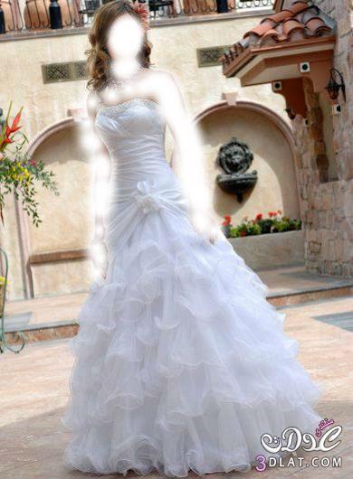 فساتين زفاف جميلة ومميزة 2019 اجمل فساتين زفاف لعروس 2019