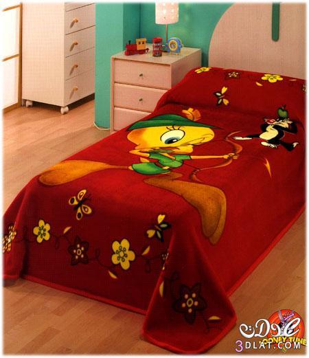 بطاطين لغرف الاطفال تجنن بطاطين شتويه 13880041276.jpg