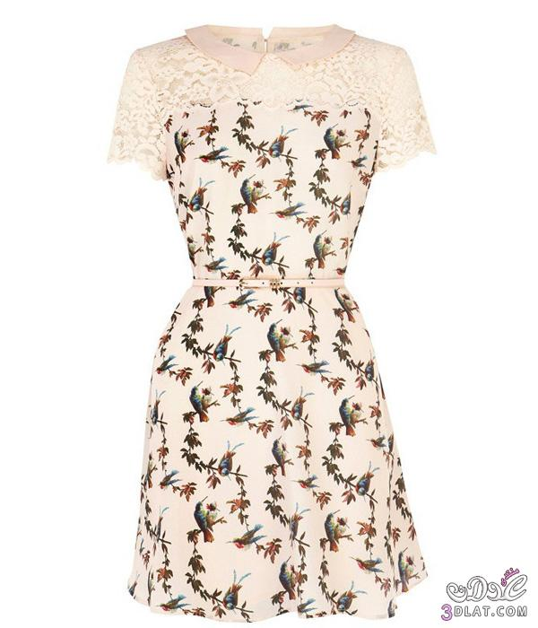 ازياء صيفي للبنات2014,فساتين قصيرة للسيدات,Dress