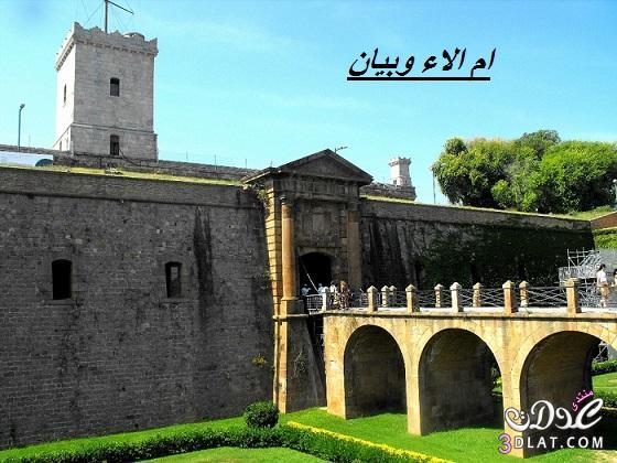 [بعدستي] قلعة montjuic ببرشلونة,صور لميناء برشلونة ومناظر طبيعية من قلعة montjuic 13881583832.jpg