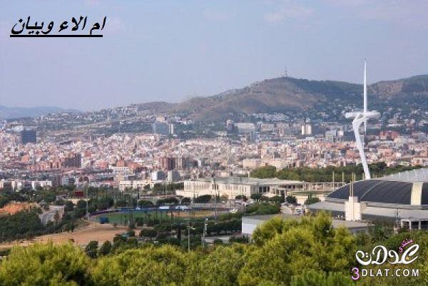 [بعدستي] قلعة montjuic ببرشلونة,صور لميناء برشلونة ومناظر طبيعية من قلعة montjuic 13881583833.jpg
