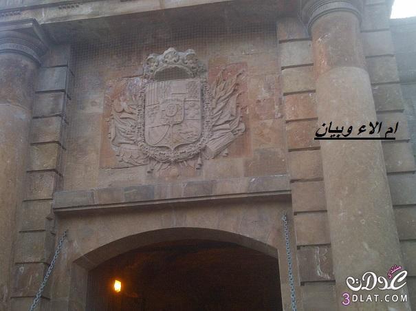 [بعدستي] قلعة montjuic ببرشلونة,صور لميناء برشلونة ومناظر طبيعية من قلعة montjuic 13881583839.jpg
