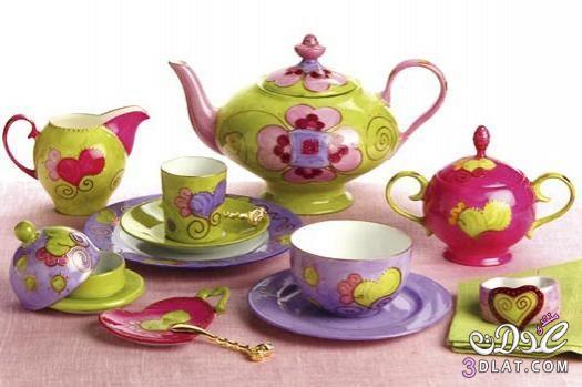 كاسات شاي ملونة كاسات شاي ملونة روعة اجمل اشكال كاسات شاي ملونة 13882386474.jpg