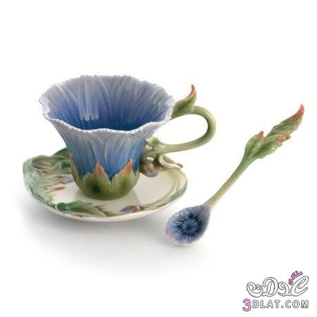 كاسات شاي ملونة كاسات شاي ملونة روعة اجمل اشكال كاسات شاي ملونة 13882386475.jpg