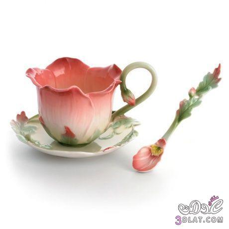 كاسات شاي ملونة كاسات شاي ملونة روعة اجمل اشكال كاسات شاي ملونة 13882386476.jpg