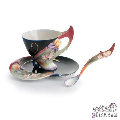 كاسات شاي ملونة كاسات شاي ملونة روعة اجمل اشكال كاسات شاي ملونة 13882386479.jpg