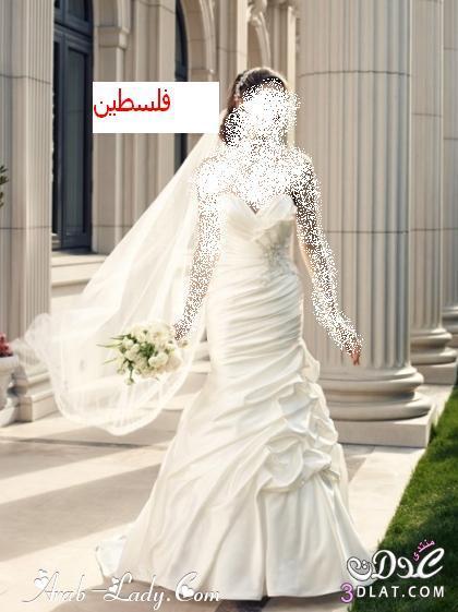 فساتين زفاف روعة فساتين زفاف مميزة اجمل فساتين افراح 2014