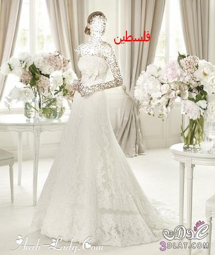 فساتين زفاف روعة فساتين زفاف مميزة اجمل فساتين افراح 2021