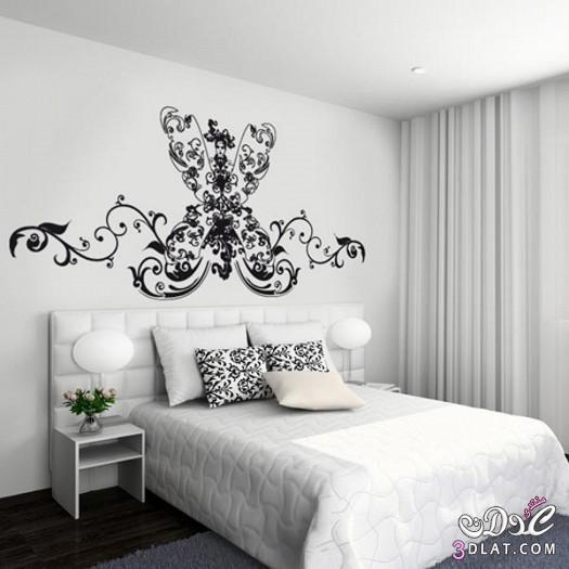 ورق جدران غرف نوم 2020 رسومات جدران غرف نوم مودرن 2020