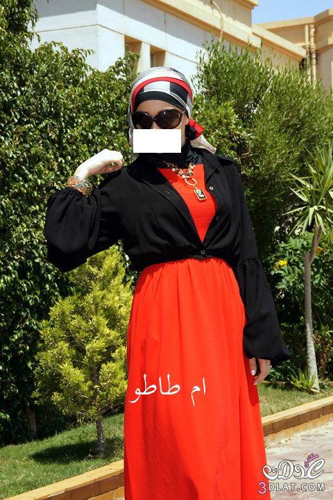 ملابس روعه ومودرن للمحجبات عدلات