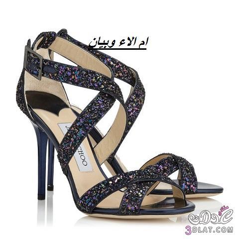 احذية وصنادل مميزة للسهرات jimmy