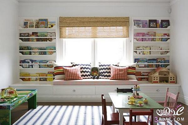 نصائح لجعل غرف نوم البنات مفعمة بالحيوية والمرح!2 138866905413.jpg