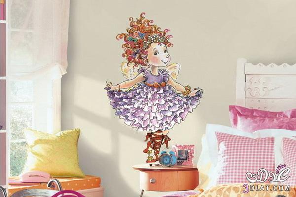 نصائح لجعل غرف نوم البنات مفعمة بالحيوية والمرح!2 13886695155.jpg