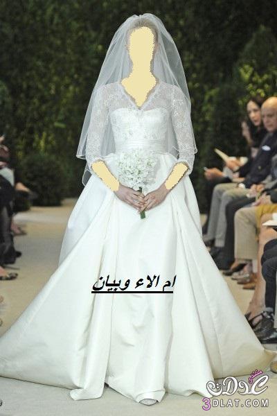 مجموعة chantilly لفساتين زفاف 2014