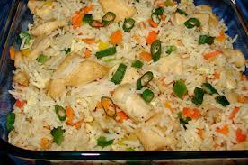ولتقديم الرز اطباق شهيه