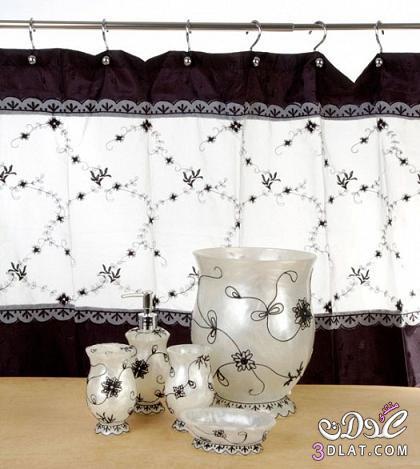 اكسسوارات حمامات 2014 , مزهريات لحمام العروسه 13887980064.jpg