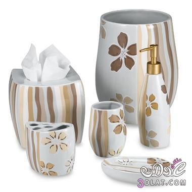 اكسسوارات حمامات 2014 , مزهريات لحمام العروسه 13887980067.jpg