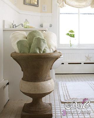 اكسسوارات حمامات 2014 , مزهريات لحمام العروسه 13887980068.jpg