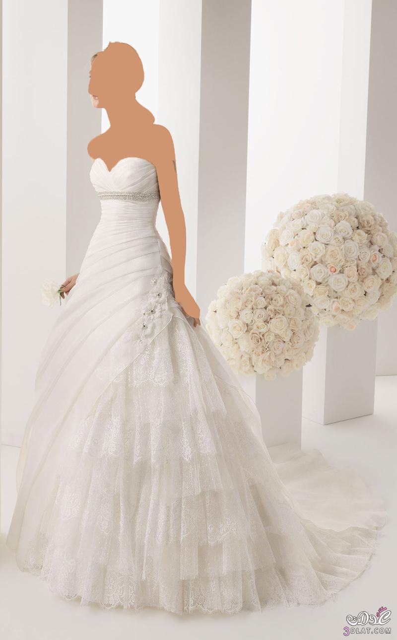 رقتك سر شياكتك في فرحك فساتين زفاف رقيقة لعروس العام الجديد 2021