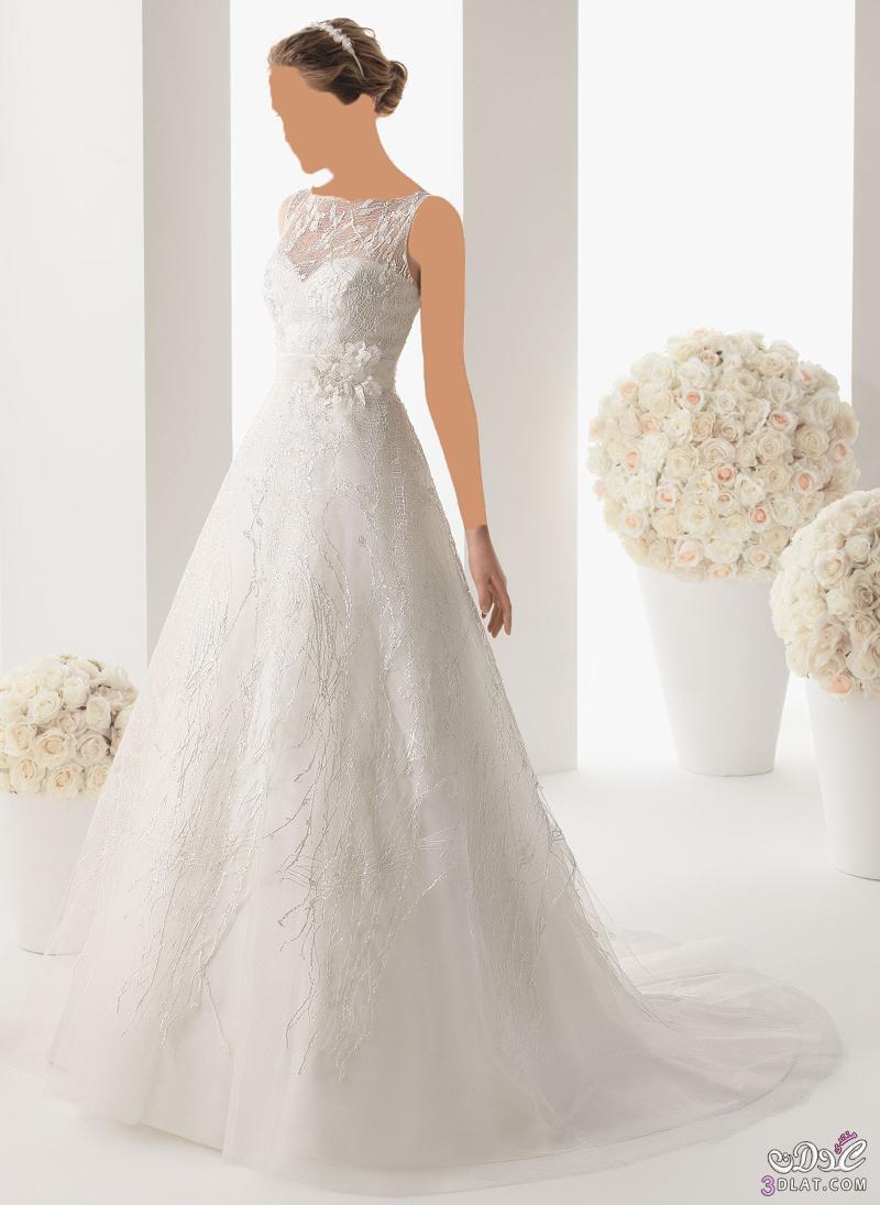 رقتك سر شياكتك في فرحك فساتين زفاف رقيقة لعروس العام الجديد 2019