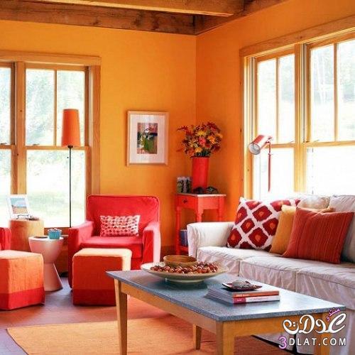 اللون البرتقالي.. سحر الحياة في منزلك 2014 13888563814.jpg