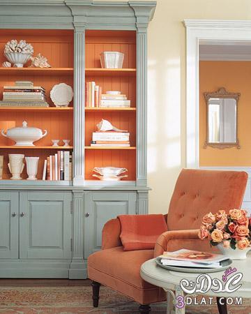 اللون البرتقالي.. سحر الحياة في منزلك 2014 13888565363.jpg