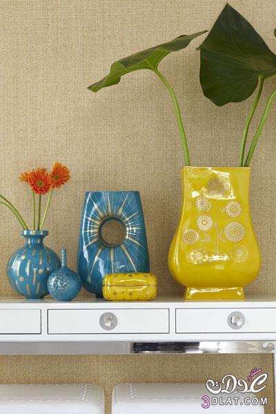 مجموعة مزهريات متنوعة الألوان والتصاميم 2014 13888588493.jpg