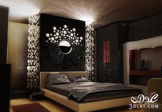138888446211 غرف نوم حديثة بالصور ديكورات و تصاميم و حوائط و اكسسوارات