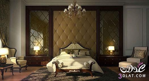 13888844624 غرف نوم حديثة بالصور ديكورات و تصاميم و حوائط و اكسسوارات
