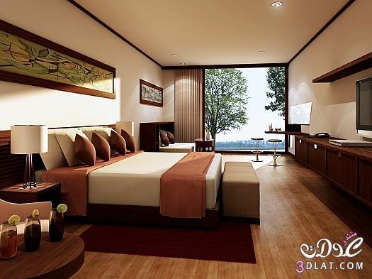 13888844627 غرف نوم حديثة بالصور ديكورات و تصاميم و حوائط و اكسسوارات