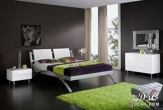 13888844628 غرف نوم حديثة بالصور ديكورات و تصاميم و حوائط و اكسسوارات