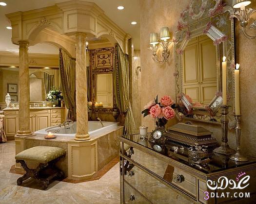حمامات الفخامه حمامات فايف استار