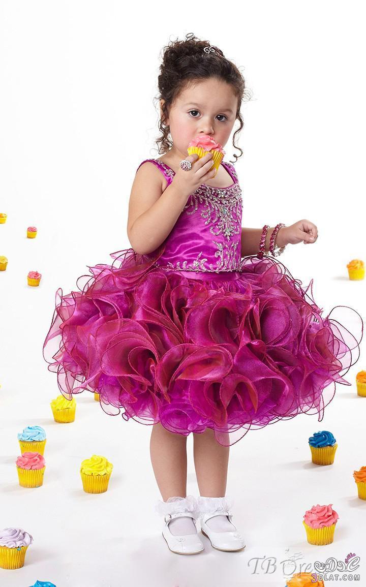 f19340a4a فساتين اطفال ناعمة للخروج 2020 فساتين جميلة للاطفال - مريم ملوكة