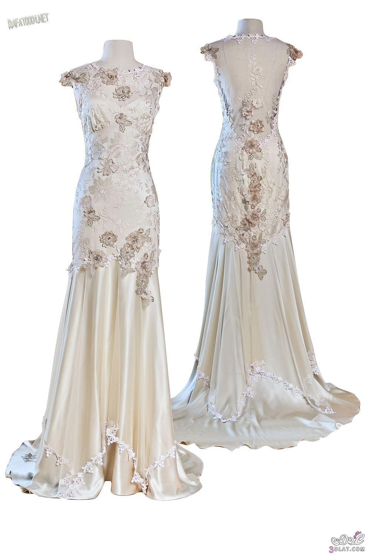 أرق موديلات فساتين الزفاف 2021 ،فساتين زفاف جميلة