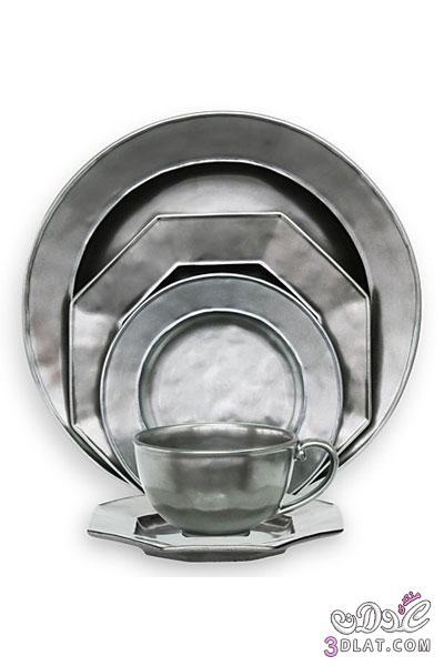 فضيات horchow ادوات فضية ماركة اطباق سفره فضه اجمل الفضيات مائده مستلزمات سفره