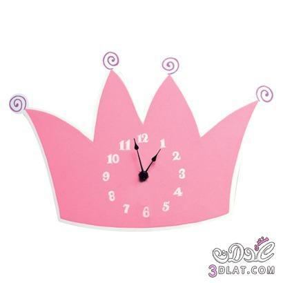 ساعات لغرف البنات روعه , ساعات جديده لغرف الصبايا , ساعات متنوعه لغرف الاولاد 13892838221.jpg