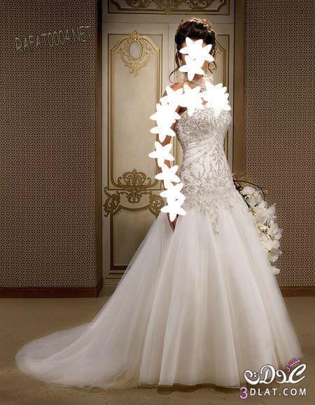 أرق فساتين زفاف Thinner Brides Dresses 2021