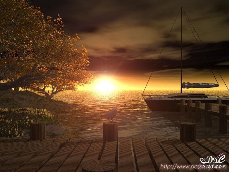 غروب الشمس الجديده الغروب غروب الشمس 13893782533.jpg